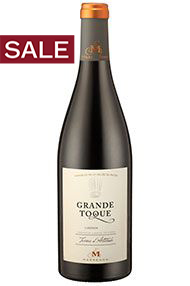 2016 Luberon, Grande Toque Rouge, Terroir d'Altitude, Marrenon, Rhône