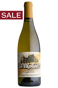 2015 El Molino, Chardonnay, Rutherford, Napa Valley, California, USA