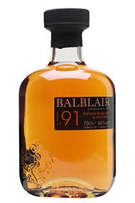 1991 Balblair, Highlands, Single Malt Whisky, 46%