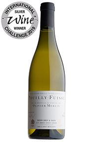 2017 Berry Bros. & Rudd Pouilly-Fuissé by Olivier Merlin