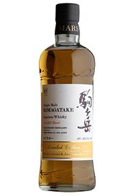 Mars Komagatake Shinanotanpopo Nature of Shinshu, Japanese Whisky