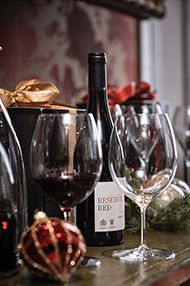 Christmas Reds Tasting, Tuesday 18th December 2018