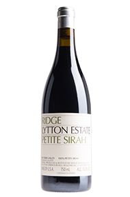 2016 Ridge, Lytton Estate Petite Sirah, Dry Creek Valley, California, USA