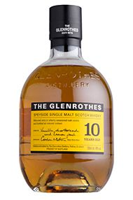 The Glenrothes, 10-Year-Old, Speyside, Single Malt Whisky (40%)