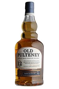 Old Pulteney 12-year-old, Highland, Single Malt Scotch Whisky, (40.0%)