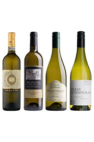 Wines of Summer Whites 12-Bottle Case