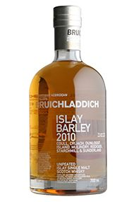 2010 Bruichladdich, Islay Barley, Islay, Single Malt Whisky (50%)