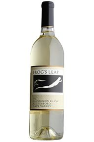 2017 Frog's Leap, Sauvignon Blanc, Rutherford, Napa Valley, California