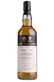 1995 Berrys' Own Glen Grant, #119466, Speyside, Single Malt Whisky, 49.2%