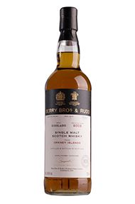 1999 Berrys' Orkney, Cask No 33, Single Malt Scotch Whisky, 53.6%
