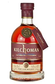 Kilchoman, Port Cask, 2018 Release, Single Malt Whisky, (50.0%)