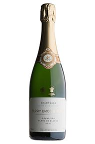 Berry Bros. & Rudd Blanc de Blancs Champagne by Le Mesnil, Gift Boxed
