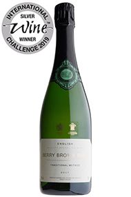 Berry Bros. & Rudd English Sparkling Wine by Gusbourne Estate
