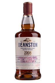 2008 Deanston Bordeaux Red Wine Cask Matured, Scotch Whisky, 58.7%