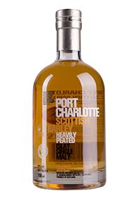 Port Charlotte, Scottish Barley, Islay, Single Malt Whisky 50.0%