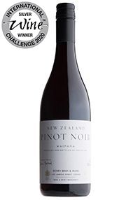 2017 Berry Bros. & Rudd New Zealand Pinot Noir by Greystone Wines