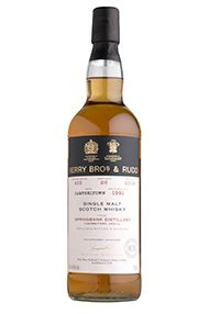 1991 Berry Bros. & Rudd Springbank, Cask Ref. 455, Single Malt Whisky, 44.9%
