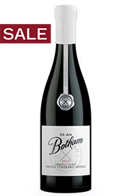 2013 Sir Ian Botham Old Vine Shiraz, Barossa Valley, Australia