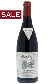 2011 Ch des Tours Vacqueyras Rouge, Ch Rayas Reynaud