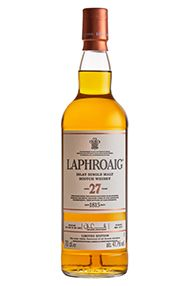 Laphroaig, 27-year-old, Islay, Single Malt Scotch Whisky (41.7%)