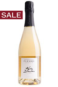 2012 Champagne Fleury, Notes Blanches, Brut Nature