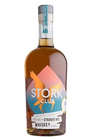 Stork Club, Straight Rye Whisky, Spreewood Distillery, (55%)