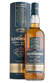 Glendronach Cask Strength, Batch 7, Single Malt Scotch Whisky, 57.9%