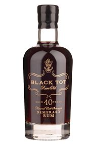 The Black Tot Rum, 40 Year Old, Distilled 1975, (44.2%)