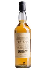 Glen Spey 12-year-old, Speyside, Single Malt Scotch Whisky, 43.0%