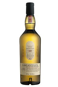 Lagavulin 12 Year-old, Single Malt Scotch Whisky, Bottled 2018, 57.8%