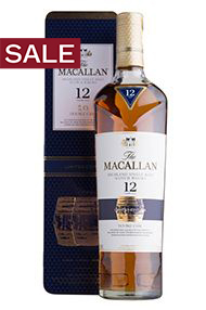 The Macallan, 12 Year-Old, Double Cask, Malt Scotch Whisky, 40%