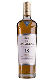 The Macallan, 18 Year-Old, Triple Cask, Malt Scotch Whisky, 43%
