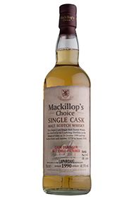 1990 Laphroaig, Mackillop's Choice, Single Malt Scotch Whisky, (48.5%)