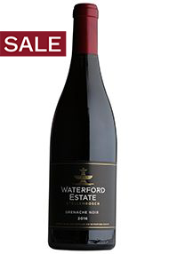 2016 Waterford Estate Grenache Noir, Stellenbosch, South Africa