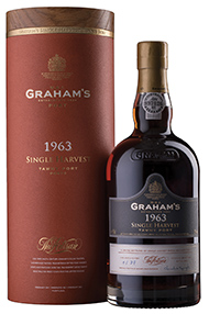 1963 Graham's Single Harvest Tawny Port