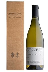 2017 Berry Bros. & Rudd Pouilly- Fuissé by Olivier Merlin Gift Box