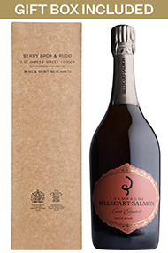 Champagne Billecart-Salmon, Rose, Brut Gift Box