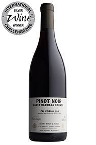 2017 Berry Bros. & Rudd Santa Barbara County Pinot Noir by Au Bon Climat