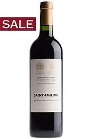 2016 The Merchant's Range St. Emilion