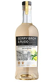 Berry Bros. & Rudd Gooseberry & Elderflower Gin (40%)