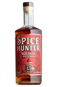 Spice Hunter, Spiced Rum, Mauritius (38%)