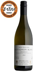 2018 Berry Bros. & Rudd New Zealand Sauvignon Blanc by Isabel Estate