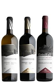 The Lyrarakis Collection, Three-Bottle Mixed Case