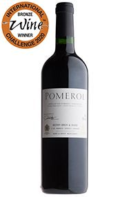 2017 Berry Bros. & Rudd Pomerol, by Ch. Feytit-Clinet