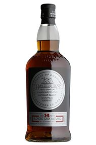Hazelburn 14 Year-Old, Sherry Wood Cask, Single Malt Whisky, 49.3%