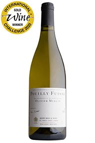 2018 Berry Bros. & Rudd Pouilly-Fuissé by Olivier Merlin