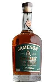 Jameson Bow Street, 18-Year-Old, Cask Strength Irish Whiskey, 55.3%
