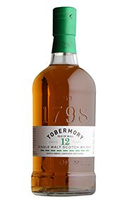 Tobermory 12-Year-Old, Isle of Mull Single Malt Scotch Whisky (46.3%)