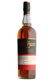 Arran, Côte Rôtie Cask Finish, Single Malt Scotch Whisky, (50%)