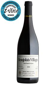 2018 Berry Bros. & Rudd Beaujolais-Villages by Desvignes